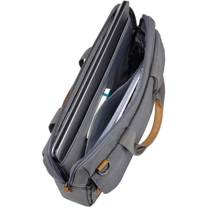 Case Logic LoDo Attache 15,6 inch Petrol Green - 6