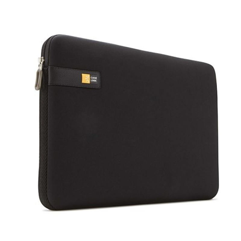 "Case-Logic LAPS-117 Laptopsleeve 17"" Black  - 1"