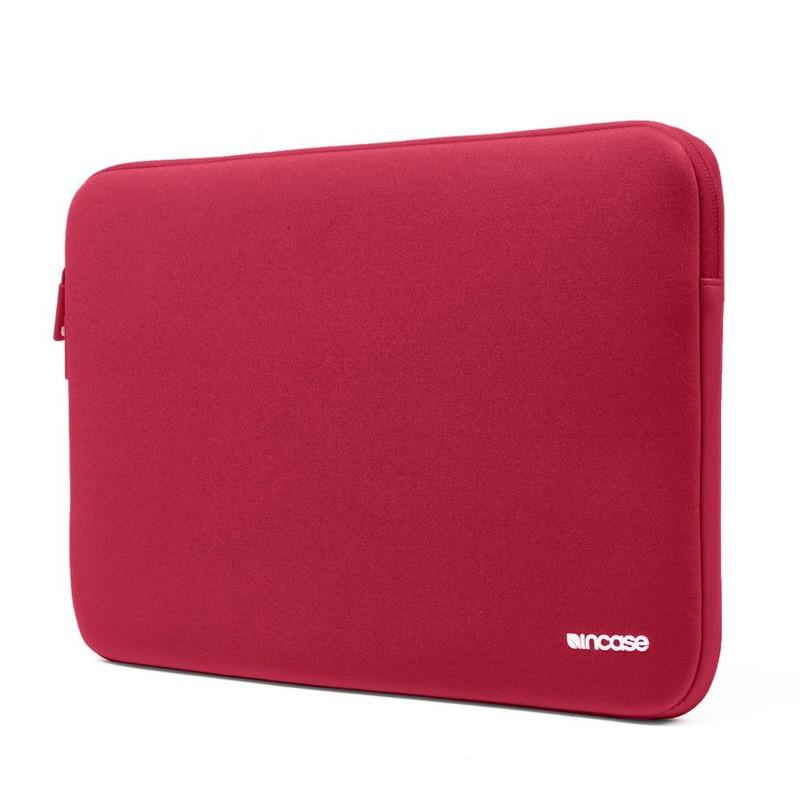 Incase Classic Sleeve Macbook 12 inch Racing Red - 2