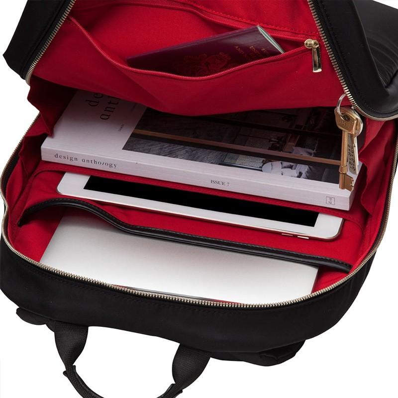 Knomo - Beauchamp 14 inch Laptop Rugzak Black 07