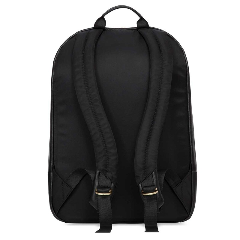 Knomo - Beaux 14 inch Laptop Rugzak Black 06