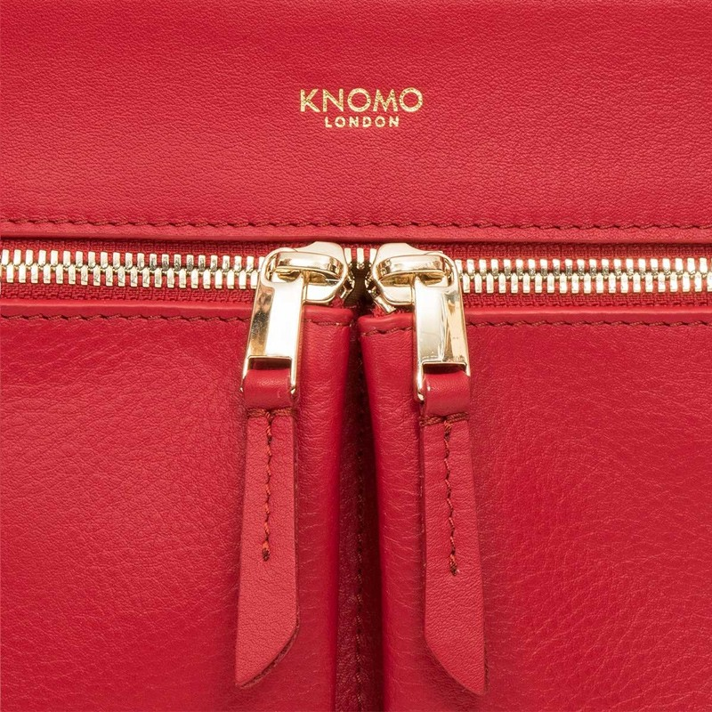 Knomo - Beaux 14 inch Laptop Rugzak Chilli 09