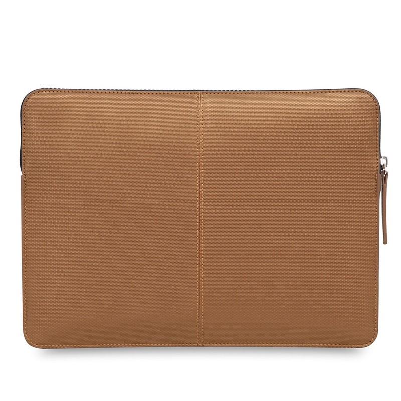 Knomo - Embossed Laptop Sleeve 12 inch Bronze 06