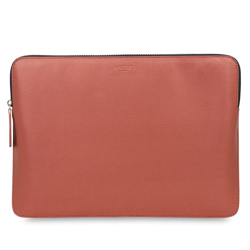 Knomo - Embossed Laptop Sleeve 12 inch Copper 01