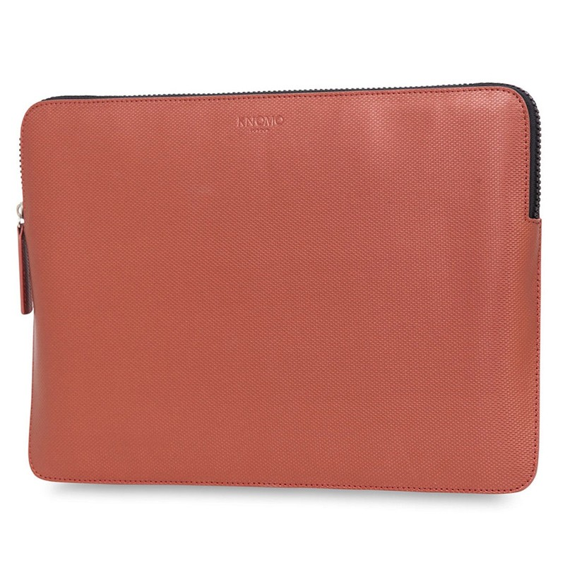 Knomo - Embossed Laptop Sleeve 12 inch Copper 02