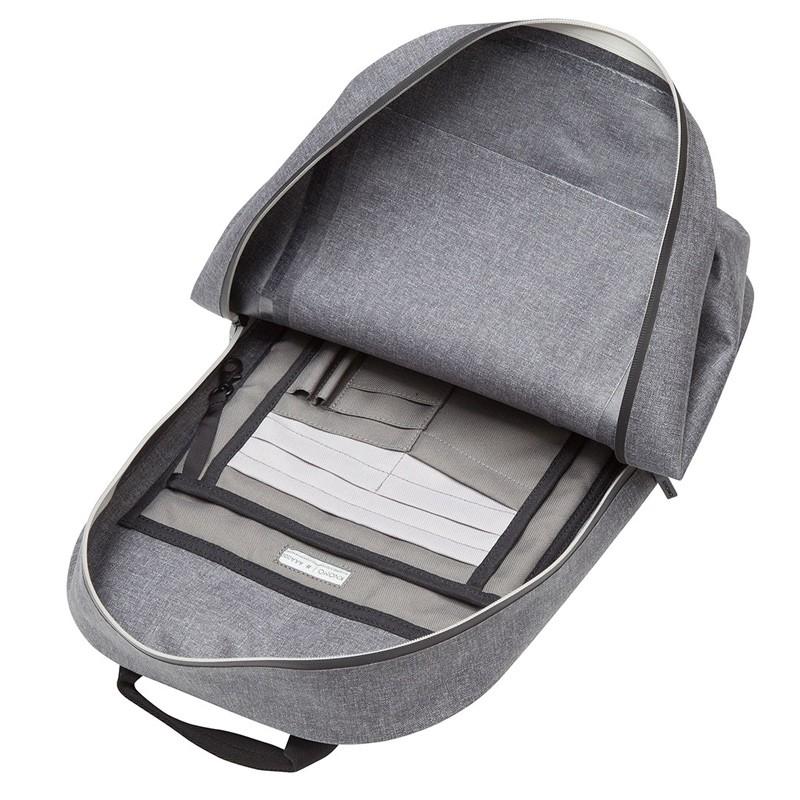 Knomo - Harpsden 14 inch Laptoprugzak Grey 04
