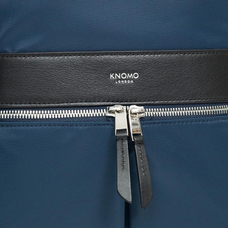 Knomo - Mini Beauchamp 10 inch Tablet Rugzak Navy 08