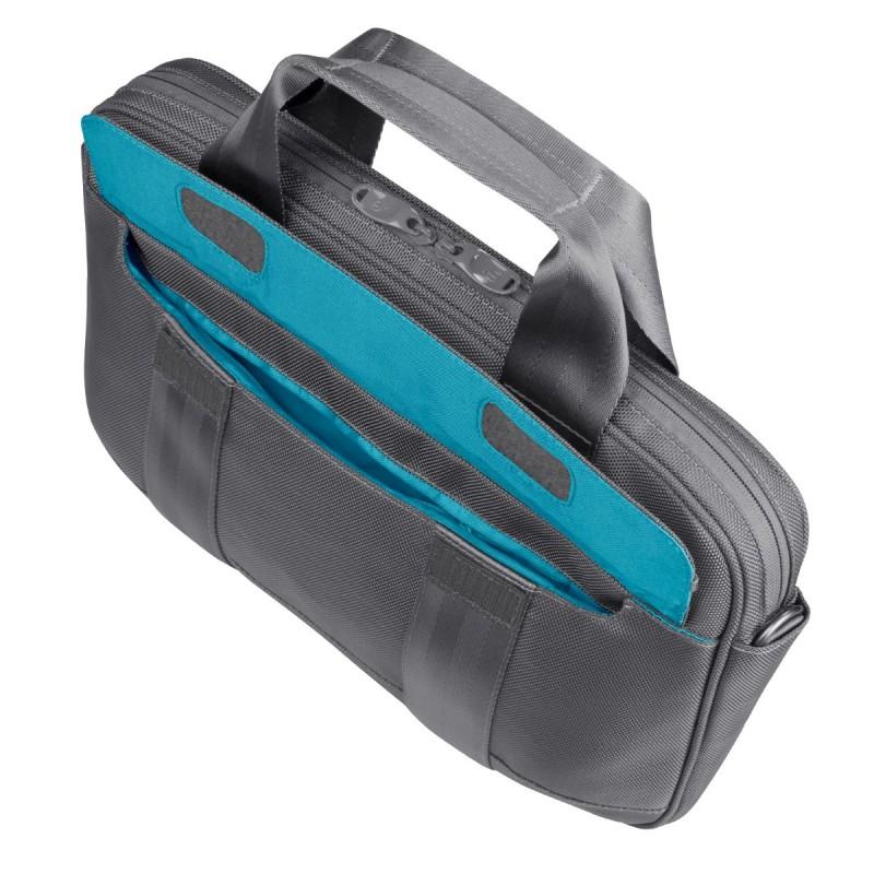 Be-ez LErush laptoptas voor 13inch Lagoon/Dream - 5