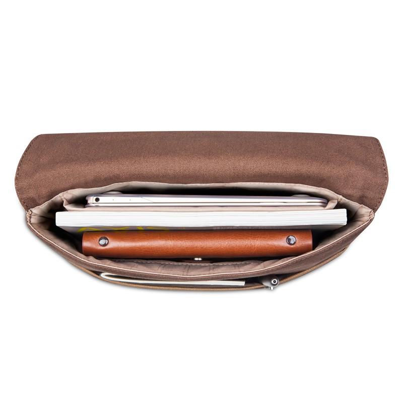 Moshi - Aerio Lite 12 inch Schoudertas Brown 07