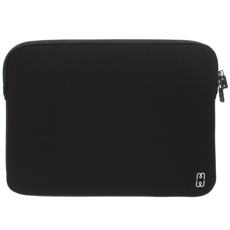 MW - MacBook Pro 15 inch 2016 Sleeve Black/White 01
