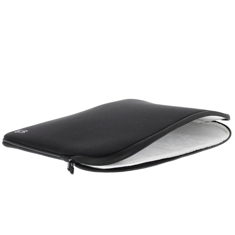 MW - MacBook Pro 15 inch 2016 Sleeve Black/White 03