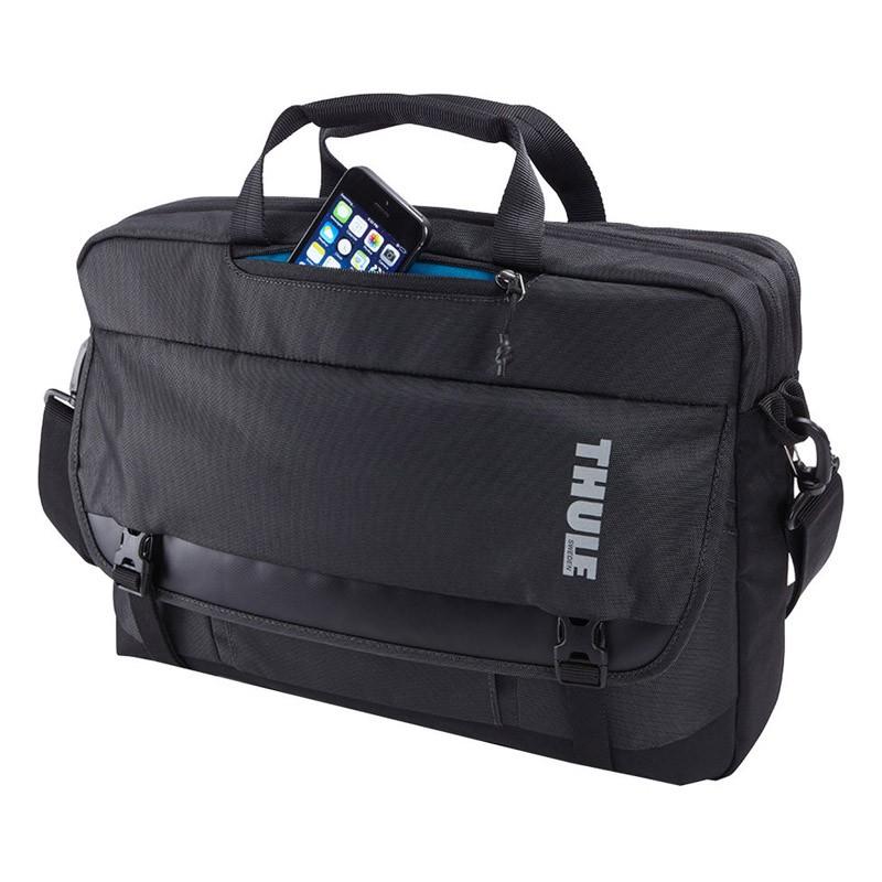 Thule Subterra Deluxe 15 inch Macbook Tas Black - 4