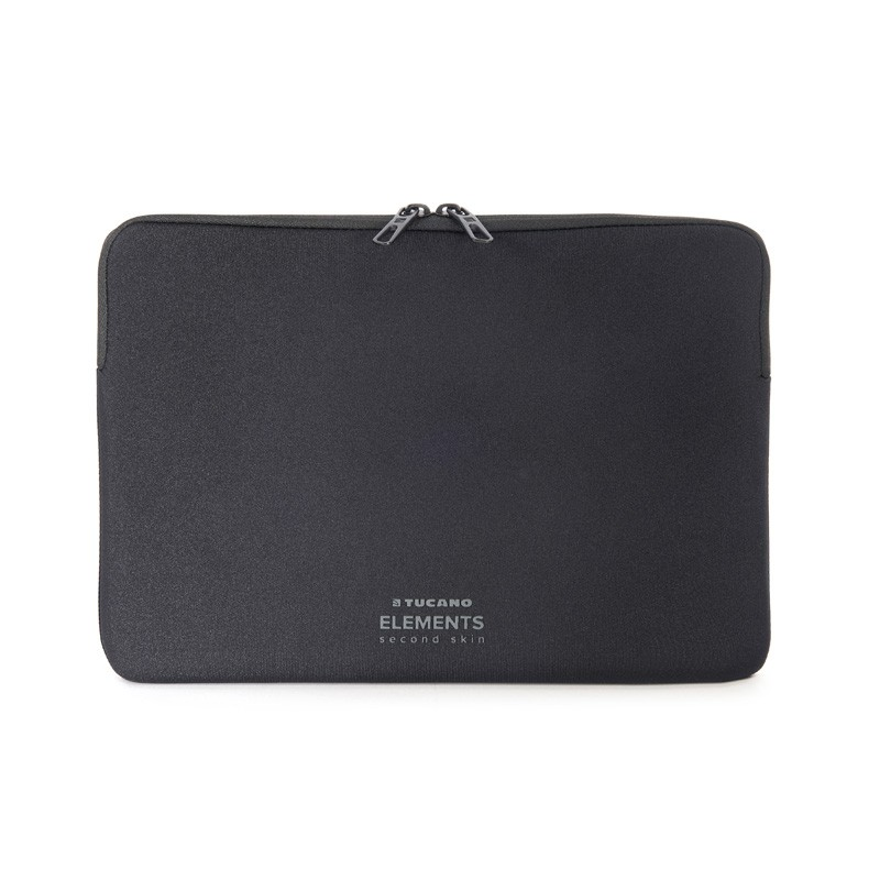 Tucano Second Skin Macbook 12 inch Black - 1