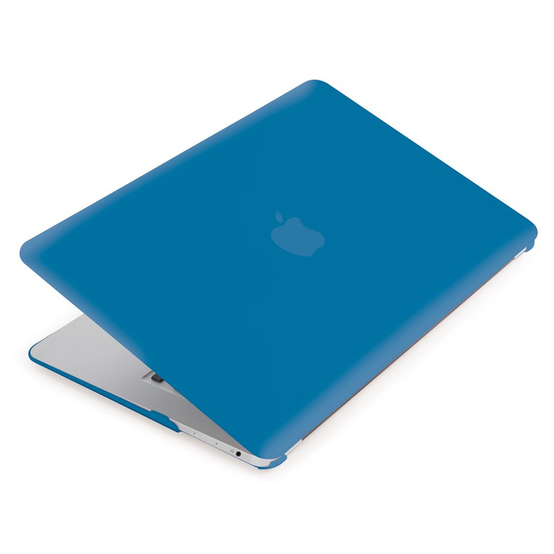 Tucano Nido Hard Shell Macbook 12 inch Blue - 3