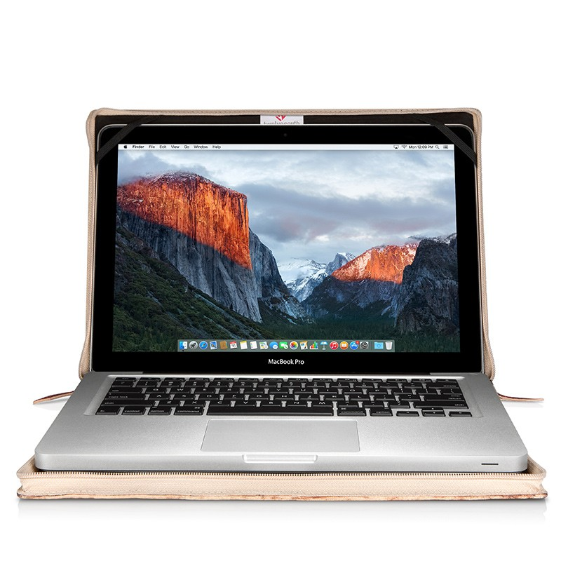 Twelve South - BookBook voor Apple Macbook Pro 13 inch Rutledge 02