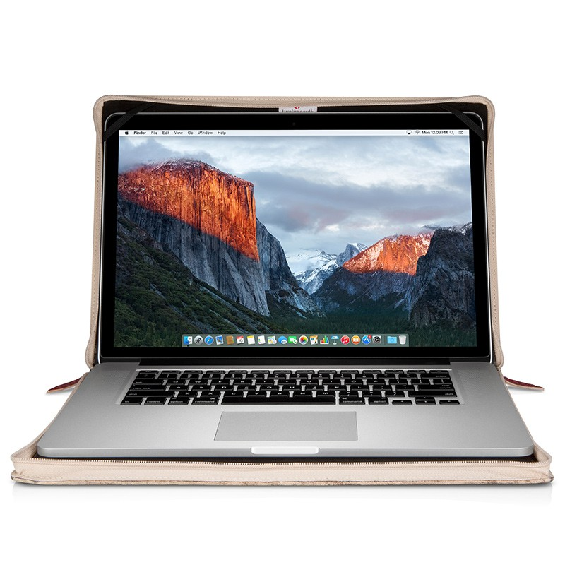 Twelve South - BookBook voor Apple Macbook 15 inch Rutledge 02