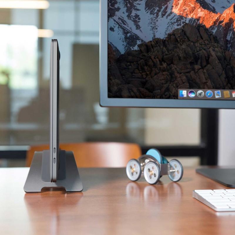Twelve South - BookArc Design MacBook Standaard SpaceGray 05