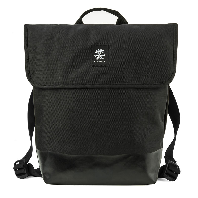 Crumpler Private Surprise Backpack M 13 inch Black Crumpler kopen