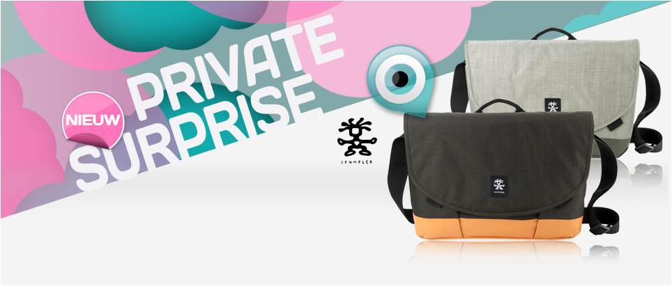 Crumpler Private Surprise