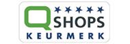 Klik voor het Qshops keurmerk certificaat